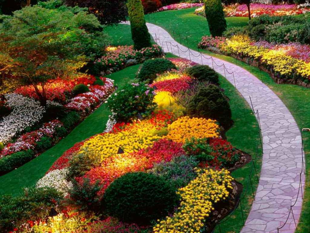 Etonnant Color Scheme Options For Your Landscape Design