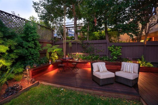 Small Backyard Landscaping Can Be Magical