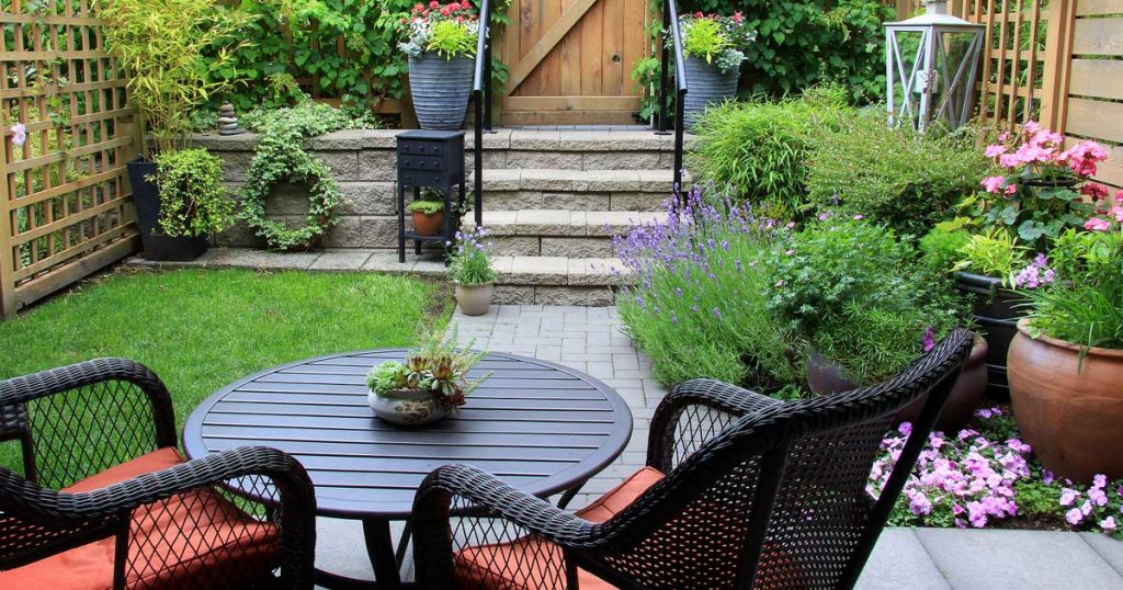 Designing the Landscape for Your Small Yard
