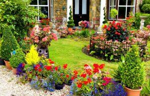 home gardens